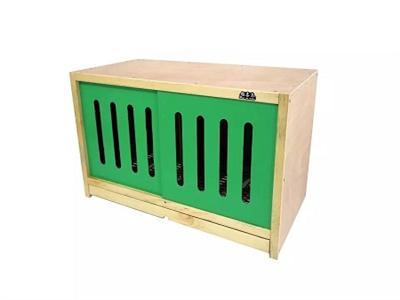 铝塑门调节巢箱