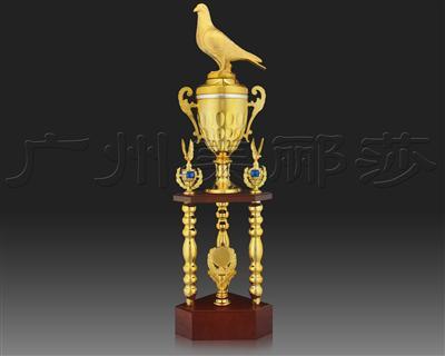 7165-全金属奖杯