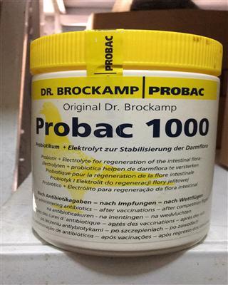 坎普活菌电解质 Probac 1000