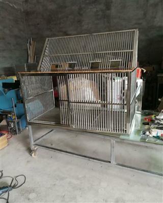 不锈钢跳笼,大型鸽舍不锈钢进口