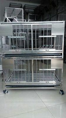 不锈钢配对笼 鸽展展笼 种鸽配对巢箱 信鸽鸽子配对笼