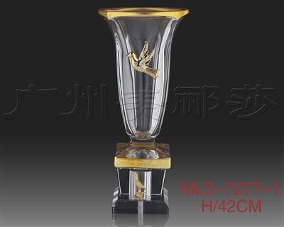 7277-1 进口大水晶杯