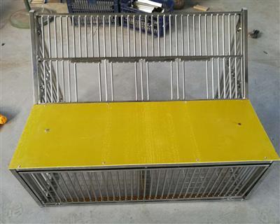 不锈钢跳笼