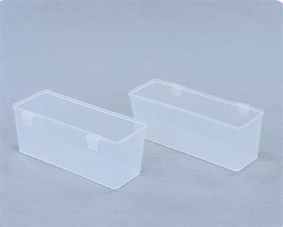 长挂盒 食盒 水盒(白色 蓝色)