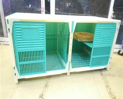 配对笼巢箱环保塑料种鸽饲养巢箱买家秀