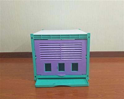 鸽具赛鸽比赛调节箱巢箱环保塑料组合信鸽笼