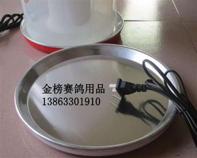 鸽用水壶加热恒温底座--抗老化、防水冻、持久恒温,安全清洁