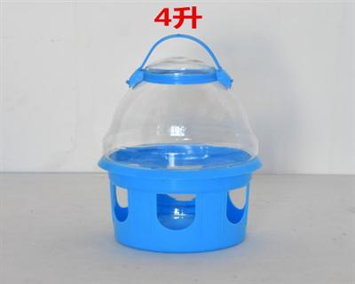 透明4升�水器