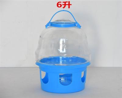 6升透明饮水器