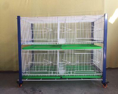 宠物笼鸽鸟笼繁殖笼巢箱台式笼台湾赛升信鸽
