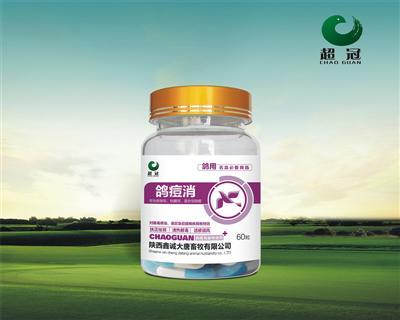【超冠】鸽痘消(胶囊)―― 专治皮肤型、粘膜型、混合型鸽痘