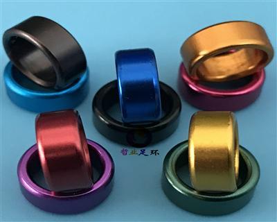 矮环高度4.5MM铝合金私环