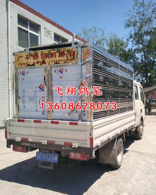 广平县信鸽协会定制不锈钢放飞笼