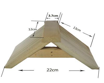 信鸽/鸽子用品用具木息架加铁片信鸽息架站架 赛鸽息架