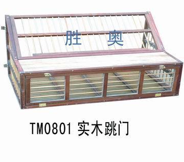 TM0801 《实木跳门》