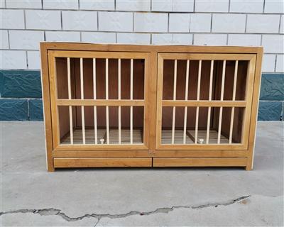 环保型  竹木巢箱  竹木配对