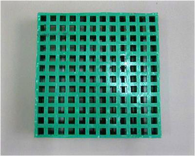 鸽舍地网19孔小孔玻璃钢地网