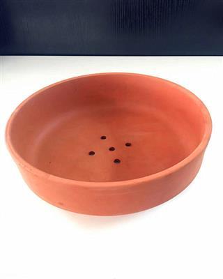 特级加厚钢化陶盆