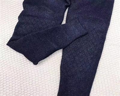 冬季保暖裤 加厚加绒