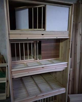 巢箱成鸽配对笼