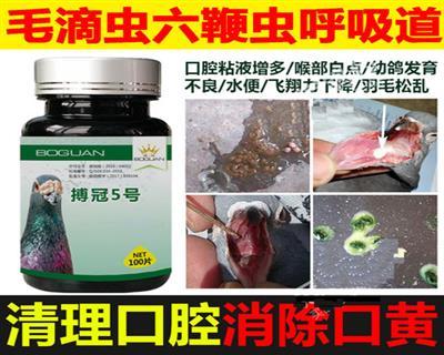 搏冠5号 毛滴虫治疗剂