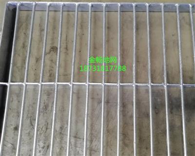 热镀锌养殖地网漏粪板