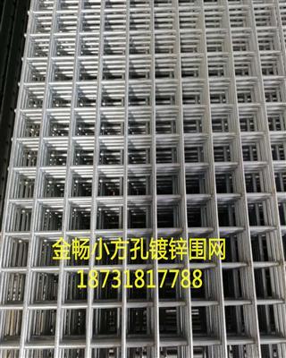 小方孔养殖镀锌围网