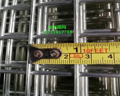 2.2*2.2孔镀锌网片