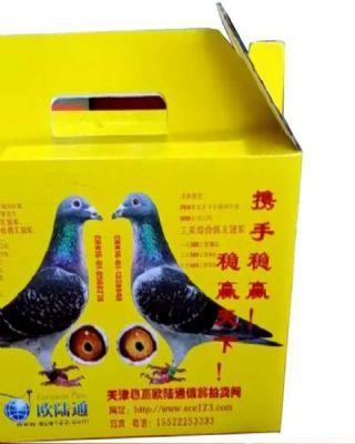 �盒定制 彩色印刷防水防潮