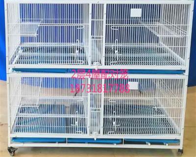 加密加大款2层4屋信鸽配对笼优惠