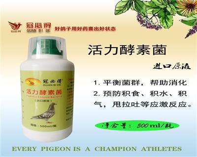 活力酵素菌   500ml/瓶