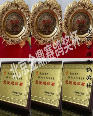 JD-木质奖牌、奖盘
