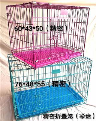 公棚展示笼 拍卖笼 可折叠铁丝笼