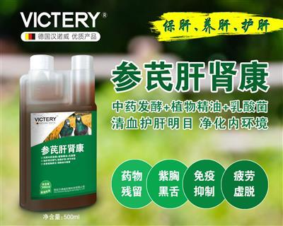 参芪肝肾康