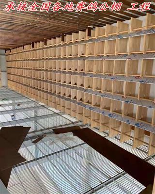 最新款 巢箱 站架组合式鸽笼