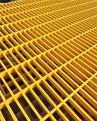 长孔玻璃钢地网