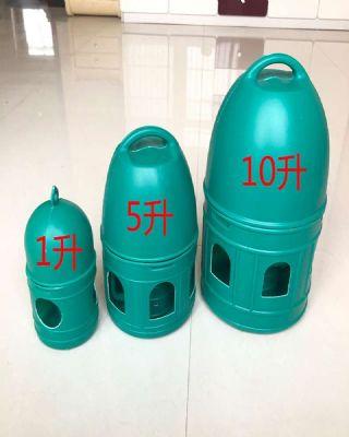 鸽子饮水器10升绿