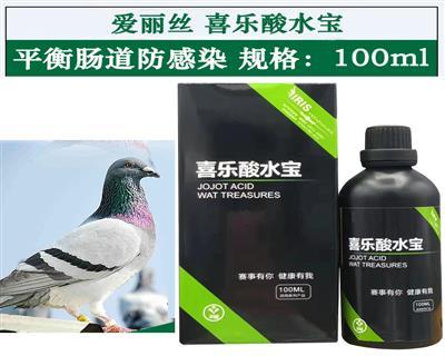 爱丽丝鸽药【喜乐酸水宝】100ml预防肠道水绿便