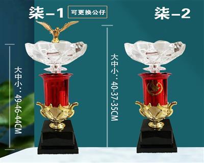 霸王-7号奖杯