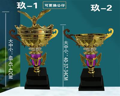 霸王-9号奖杯