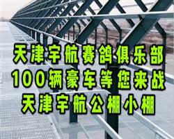 天津宇航赛鸽俱乐部(小棚)奖励豪车100辆预定通知